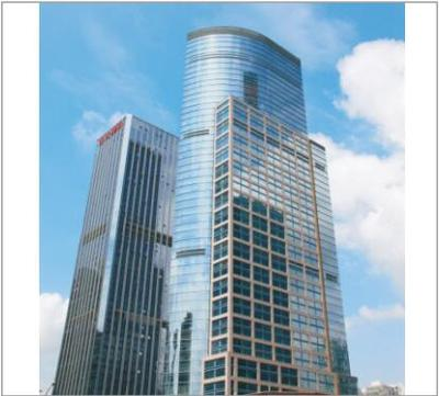 AstraZeneca (Shanghai) Office Building Place: Shanghai Area :10000m² Panel Type:OA PANEL