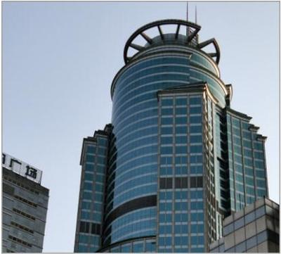 Barclays Bank Shanghai Place: Shanghai Area :25000m² Panel Type:OA PANEL