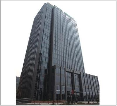 Shanghai Changfeng Building Place:Shanghai Area :22000m² Panel Type:OA PANEL