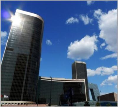 Beijing International Trade Building  or Cetra Building Place: Beijing Area:18000m² Panel Type:OA PANEL